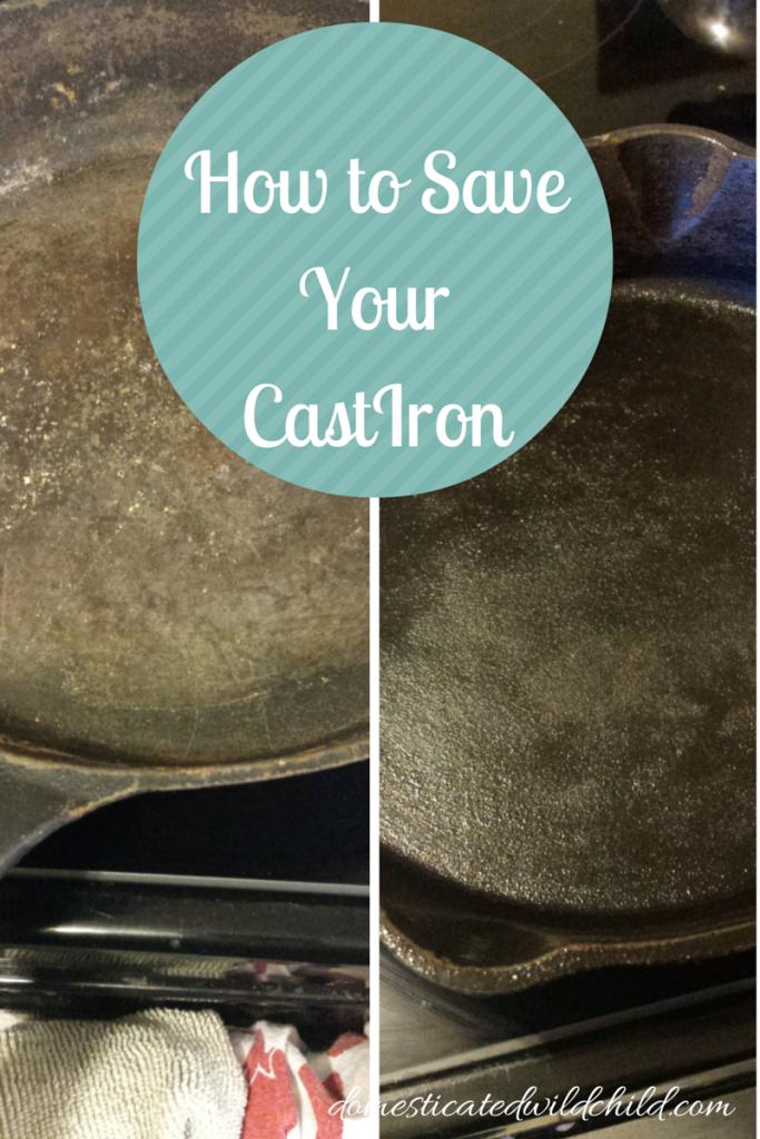 How to SaveYour CastIron